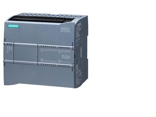 PLC S7-1200 1214C DC/DC/DC