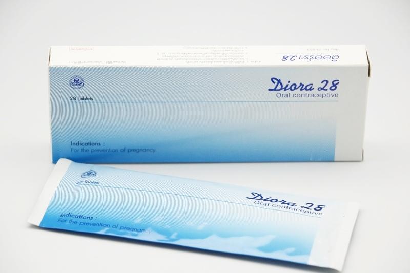 Diora 28 (ดิออร์รา : 28 เม็ด)