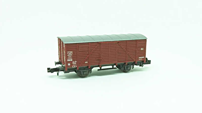 Roco DB Closed Wagon #T2 - N Scale (No Box)