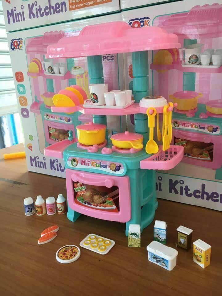 ของเล่นชุดครัว mini kitchen