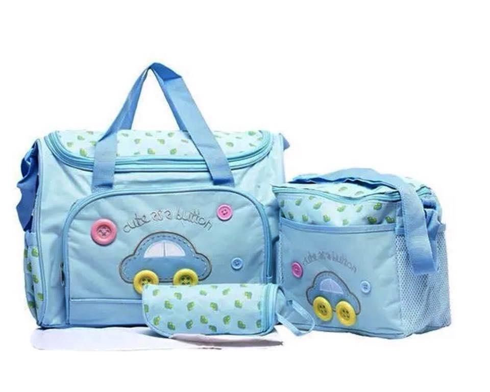 กระเป๋าคุณแม่ set 3 ใบ