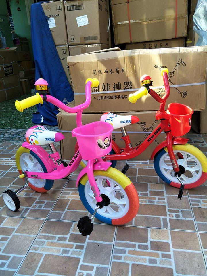 จักรยานเด็ก ไร้โซ่