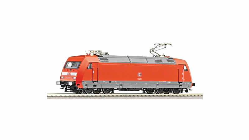 หัวรถจักรไฟฟ้า Roco DB AG Class 101 - N Scale