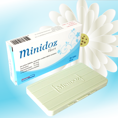 Minidoz (มินิดอซ : 28 เม็ด)