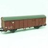 Roco DB Closed Wagon (long wheelbase van) - N Scale (No Box)