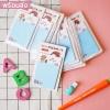 [พร้อมส่ง] โพสอิทเกาหลี Hello Jane Memo It - ลาย BLESS YOU 30 แผ่น