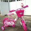 จักรยานเด็กสีชมพู