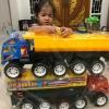 รถสิบล้อของเล่น คันใหญ่มาก