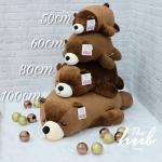 ตุ๊กตาหมีช็อคโก้