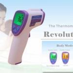 เครื่องวัดอุณหภูมิร่างกายแบบยิง