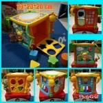 กล่องของเล่นกิจกรรม 5 ด้าน เสริมพัฒนาการเด็ก