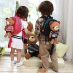 กระเป๋าตัวหมี