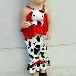 ชุดเด็ก น้องวัวน่ารัก