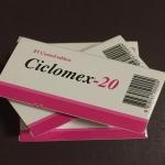 Ciclomex-20 (ไซโคลเม็กซ์-20 : 21 เม็ด)