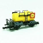 Fleischmann Shell Tanker - N Scale