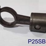 ชุดข้อเหวี่ยงและลูกสูบเหล็ก รุ่น P25-SBOS