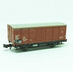 Trix DB Closed Wagon #T1 - N Scale (No Box)
