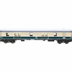 Trix DB Baggage Blue Coach - N Scale
