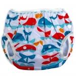 กางเกงผ้าอ้อมว่ายน้ำ
