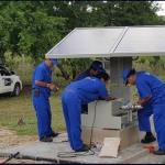 เครื่องสูบน้ำบาดาล พลังงานแสงอาทิตย์รุ่นPDCS-SP600-C2225
