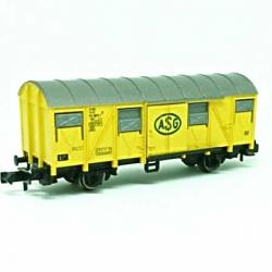 Fleischmann ASG Closed Wagon Sliding Doors - N Scale (No Box)