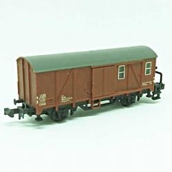 Trix DB Closed Wagon Sliding Doors - N Scale (No Box)