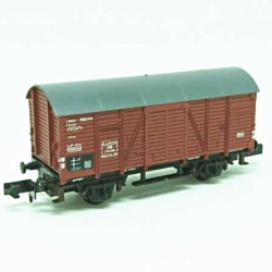 Arnold DB Closed Wagon #T3 - N Scale (No Box)