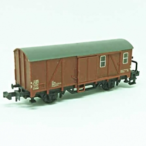 Trix DB Closed Wagon Sliding Doors - N Scale (No Box)