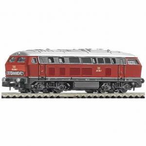 หัวรถจักรดีเซล Roco DB AG Class 215 - N Scale