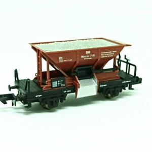 Arnold DB Hopper Wagon with Load - N Scale (No Box)