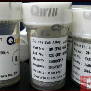 Solder Ball กระปุกใหญ่ 0.6mm/250,000 pcs