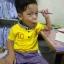 เสื้อเด็ก โปโลสีเหลือง thumbnail 2