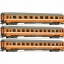 Arnold SBB Eurofirma x3 Coaches - N Scale with boxed thumbnail 1