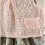 เซทเสื้อกั๊กกับกระโปรงแนววินเทจ สำหรับเด็กผู้หญิง thumbnail 4