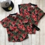 เสื้อคอจีนลายดอก สำหรับเด็ก thumbnail 1