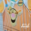 ชุดบอดี้สูทเด็ก ทิกเกอร์ สีส้มลายทาง thumbnail 6