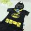 ชุดเด็ก set เสื้อกับกางเกง Batman thumbnail 3