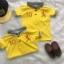 เสื้อเด็ก โปโลสีเหลือง thumbnail 1