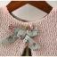 เซทเสื้อกั๊กกับกระโปรงแนววินเทจ สำหรับเด็กผู้หญิง thumbnail 2