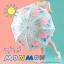 [พร้อมส่ง] ร่ม BENTOY - RAIN&MONMON ร่มกันฝน กันแดด เคลือบกันยูวี พิมพ์ลาย (สีฟ้า) thumbnail 3