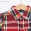 เสื้อลายสก็อตแดงใหญ่ เด็ก 1 ถึง 4 ขวบ thumbnail 8