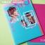 [พร้อมส่ง] แฟ้ม EXO Lucky One มีให้เลือก 9 ลาย (9 เมมเบอร์) แฟ้มA4 กระดาษการ์ดแข็งเคลือบ กันน้ำ thumbnail 1