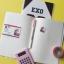 [พร้อมส่ง] สมุดเส้นกริด EXO ขนาดA5 + แถมฟรี! การ์ดที่คั่นลายบัตรนักเรียน/นักศึกษา XOXO thumbnail 2