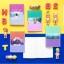 [พร้อมส่ง] สมุดเส้นกริด BTS เซท Hwa-Yang (화양) ขนาด A6 มีให้เลือก 8 ปก thumbnail 2