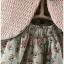 เซทเสื้อกั๊กกับกระโปรงแนววินเทจ สำหรับเด็กผู้หญิง thumbnail 3