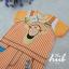 ชุดบอดี้สูทเด็ก ทิกเกอร์ สีส้มลายทาง thumbnail 4