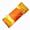 ผ้าไตรครบชุด (ไตรครอง) เนื้อผ้าโทเร สีเหลืองทอง เกรด A