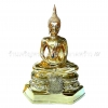 พระพุทธรูป ประธาน ปางสมาธิ (ตรัสรู้) มีขนาดหน้าตัก 1-109 นิ้ว