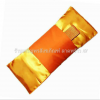 ผ้าไตรครบชุด (ไตรครอง) เนื้อผ้ามัสลิน สีเหลืองทอง เกรด A