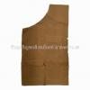เสื้ออังสะ เนื้อผ้ามัสลิน สีกรัก(แก่นบวญ) เกรด A